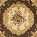 Link to Brown of this rug: SKU#3123678