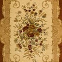Link to Brick Red of this rug: SKU#3123522