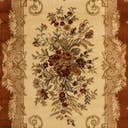 Link to Brick Red of this rug: SKU#3123518