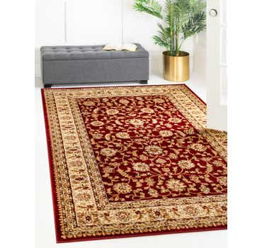 Image of 4' x 6' Classic Agra Rug
