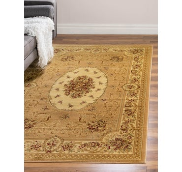 3' 3 x 5' 3 Classic Aubusson Rug main image