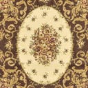 Link to Brown of this rug: SKU#3123622