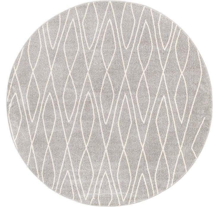 183cm x 183cm Tangier Round Rug