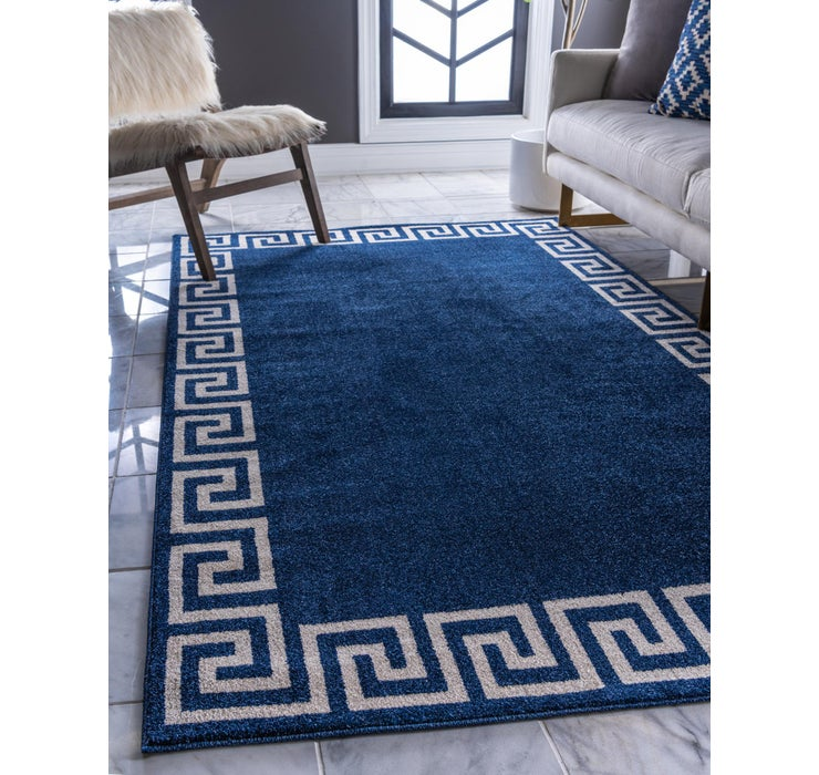 183cm x 275cm Greek Key Rug