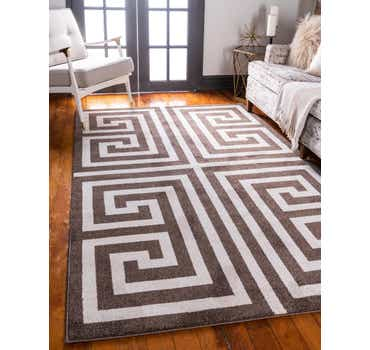 Image of  Brown Hera Rug