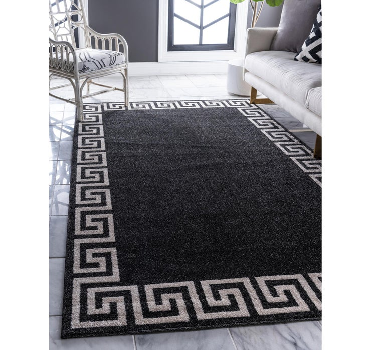 60cm x 95cm Greek Key Rug