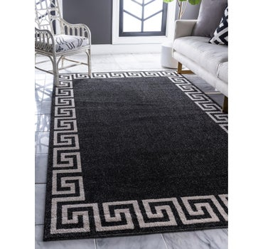 7' x 10' Greek Key Rug main image