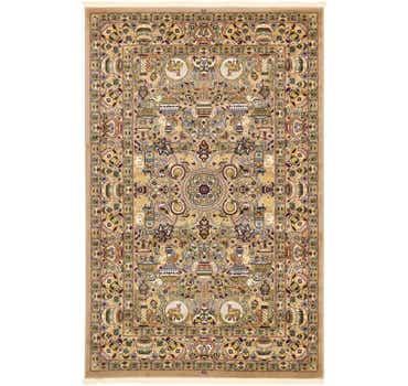 Image of 5' x 7' 7 Kashmar Design Rug