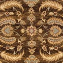 Link to Brown of this rug: SKU#3124713