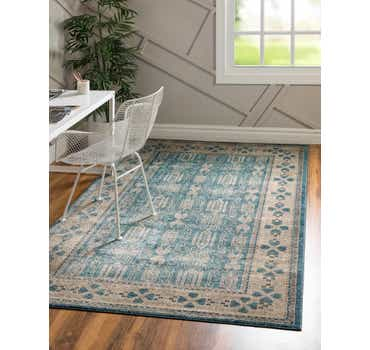 Image of  Light Blue Viola Rug