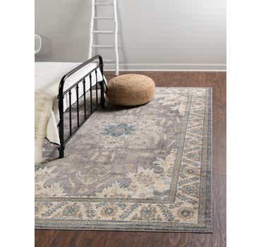 Image of  Gray Viola Rug