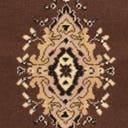 Link to Brown of this rug: SKU#3128752