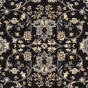 Link to Black of this rug: SKU#3128770