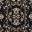 Link to Black of this rug: SKU#3124946