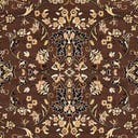 Link to Brown of this rug: SKU#3128770