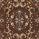 Link to Brown of this rug: SKU#3124946