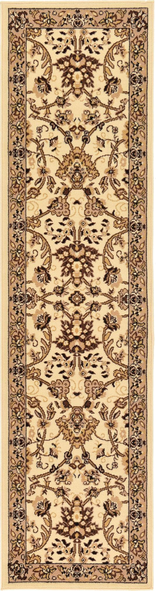 2' 2 x 8' 2 Kashan Design Runner Rug main image