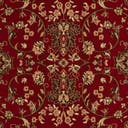 Link to Burgundy of this rug: SKU#3128770