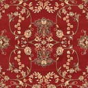 Link to Burgundy of this rug: SKU#3124946
