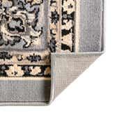 2' 7 x 10' Kashan Design Runner Rug thumbnail