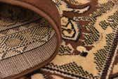 8' x 8' Mashad Design Square Rug thumbnail