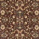 Link to Brown of this rug: SKU#3128773