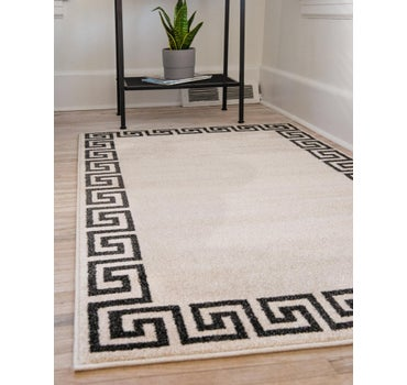 9' x 12' Greek Key Rug main image