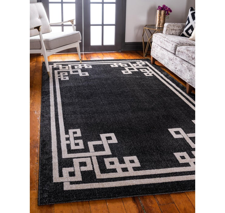 60cm x 90cm Greek Key Rug