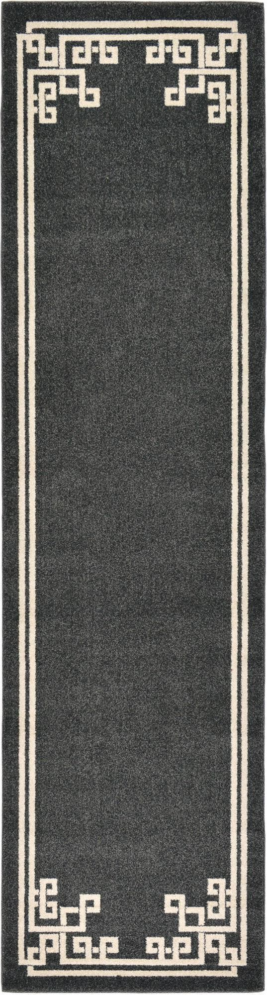 2' 7 x 10' Greek Key Runner Rug main image