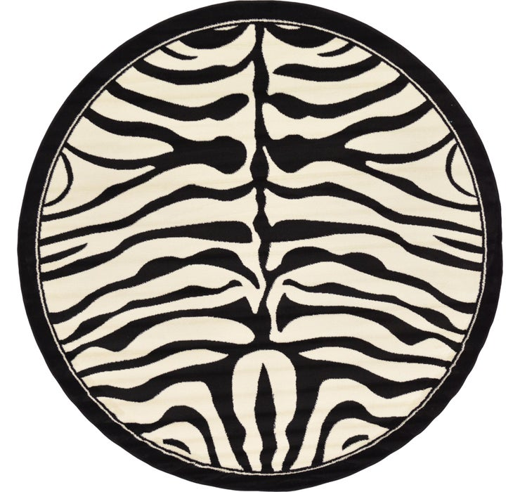 Image of 245cm x 245cm Safari Round Rug