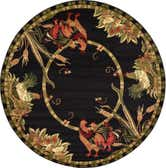 8' x 8' Country Round Rug thumbnail