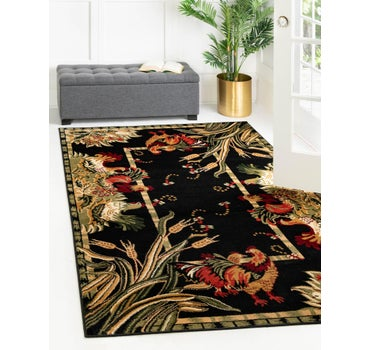 9' x 12' Country Rug main image