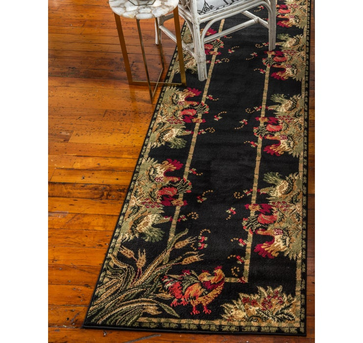 2' 7 x 10' Country Runner Rug