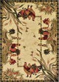 7' x 10' Country Rug thumbnail