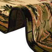 6' x 6' Pastoral Square Rug thumbnail