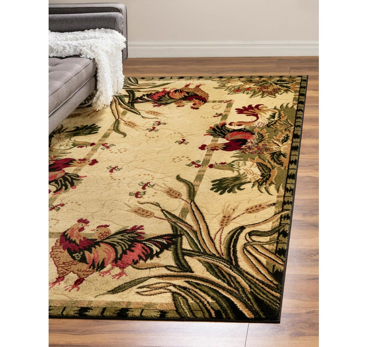 183cm x 275cm Country Rug