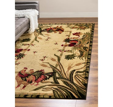 5' x 8' Country Rug main image