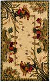 5' x 8' Country Rug thumbnail