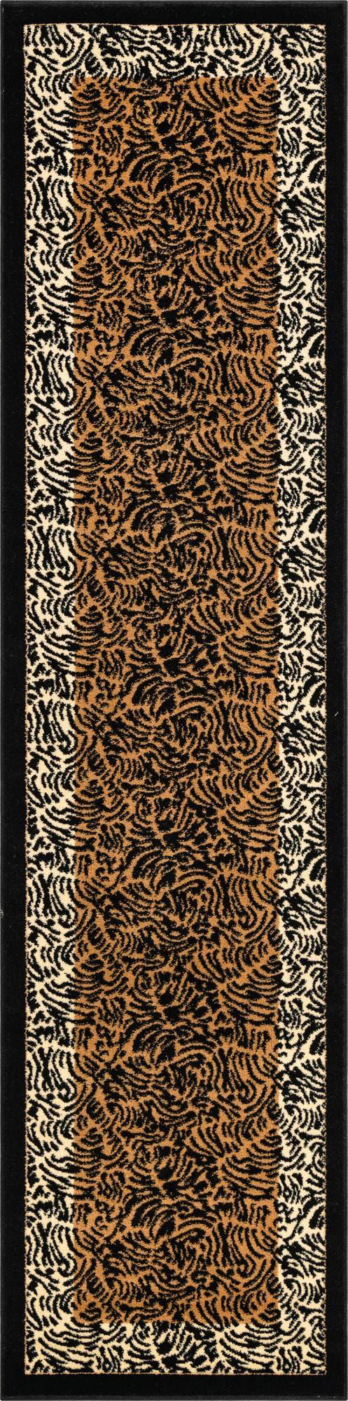 2' 7 x 10' Safari Runner Rug main image