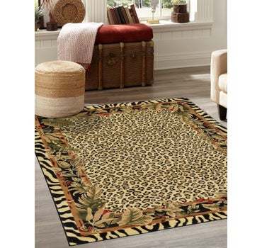 3' 3 x 5' 3 Safari Rug main image