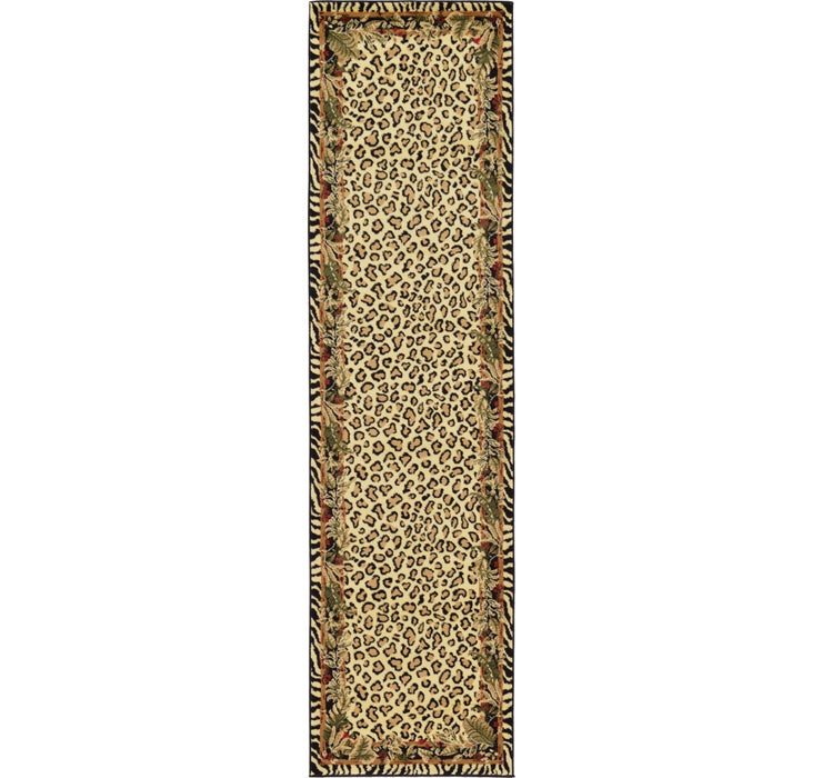 80cm x 305cm Safari Runner Rug