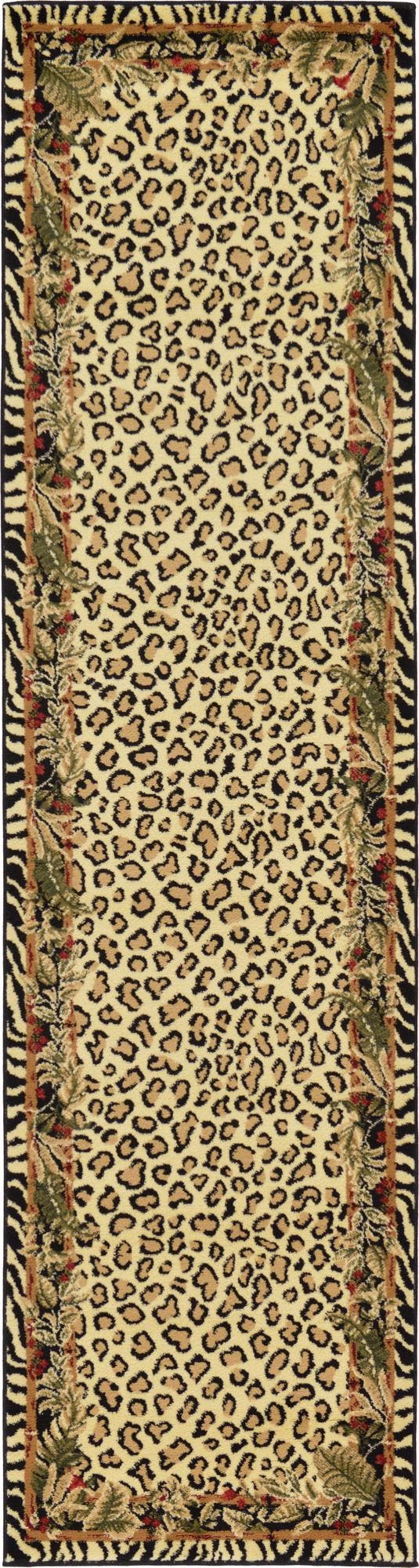 2' 7 x 10' Safari Runner Rug main image