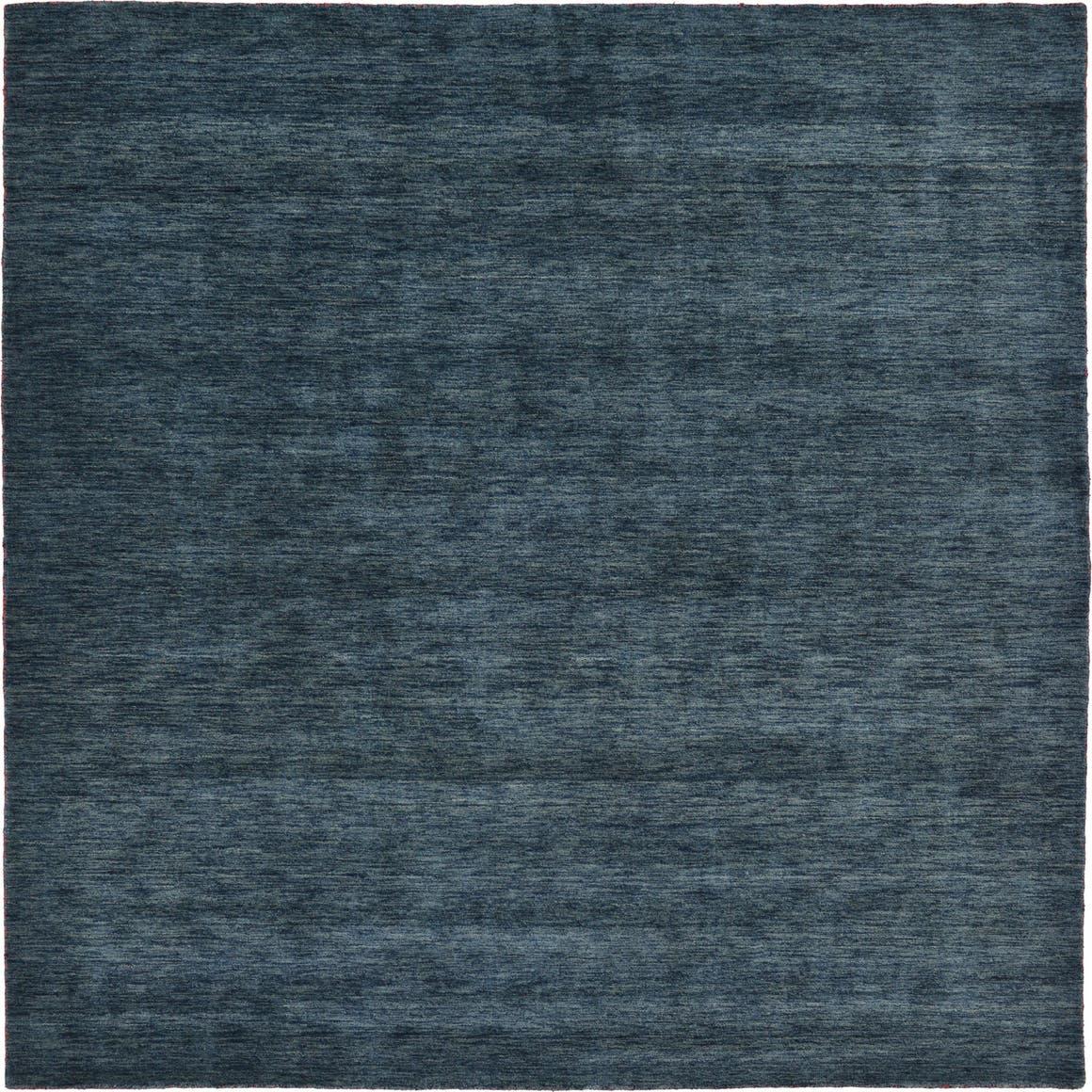 9' 10 x 9' 10 Solid Gabbeh Square Rug main image