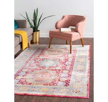 Image of  Red Alexis Rug