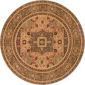 8' x 8' Mamluk Round Rug thumbnail