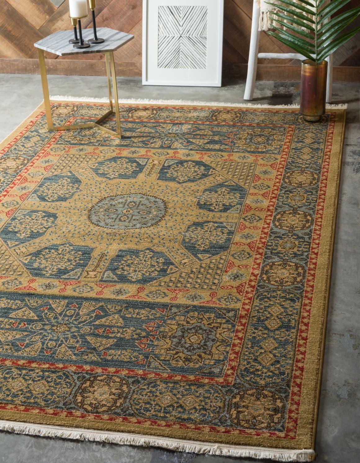 3' 3 x 5' 3 Mamluk Rug main image