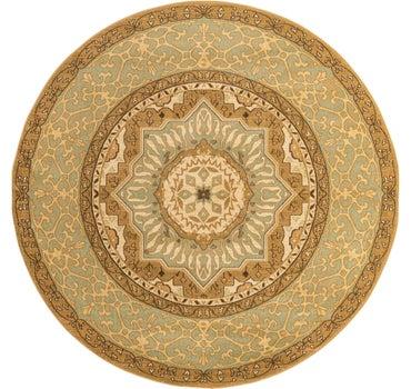 6' x 6' Mamluk Round Rug main image