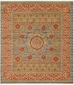 10' x 11' 4 Mamluk Square Rug thumbnail