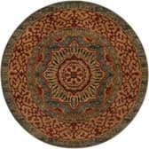6' x 6' Mamluk Round Rug thumbnail
