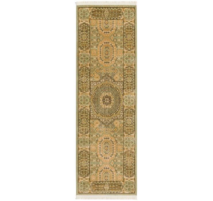 2' x 6' Mamluk Runner Rug